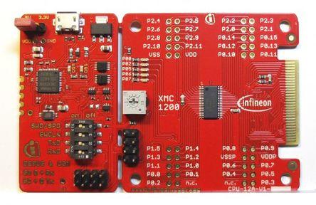 Infineon XMC1200 Boot Kit MCU Development Kit KITXMC12BOOT001TOBO1