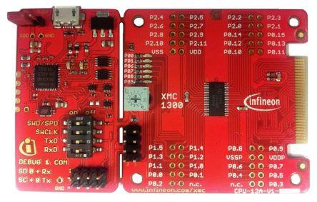 Infineon XMC1300 Boot Kit MCU Development Kit KITXMC13BOOT001TOBO1