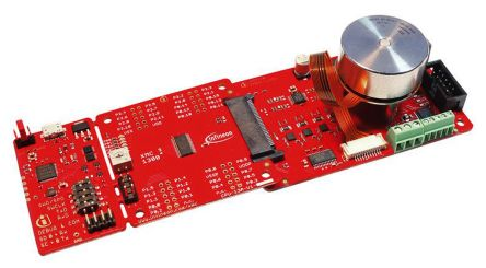 Infineon KIT_XMC1X_AK_MOTOR_001 Application Kit DC Evaluation Board for XMC1300