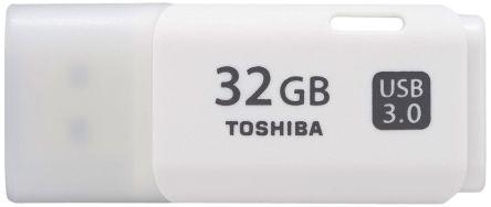 Toshiba USBメモリ 32 GB TransMemory, THN-U301W0320E4