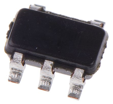 Microchip MIC2090-1YM5-TR Intelligent Power Switch, High Side MOSFET Switch, 50 (Min)mA, 1.8 → 5.5V 5-Pin