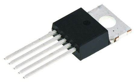 Microchip, LM2575-5.0WT Switching Regulator 1A, 4.75 → 5.25 V 5-Pin, TO-220