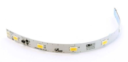 Intelligent LED Solutions ILX-E525-WM08-6000-SD201., Duris E5 PowerFlex Series 6m White LED Strip, (3000K) 24V