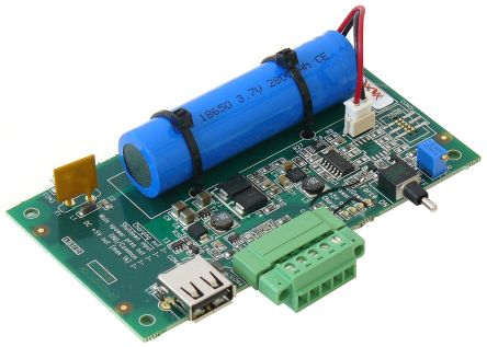 DesignSpark UPS Uninterruptible Power Supply, 5V Output, 10W, 2A