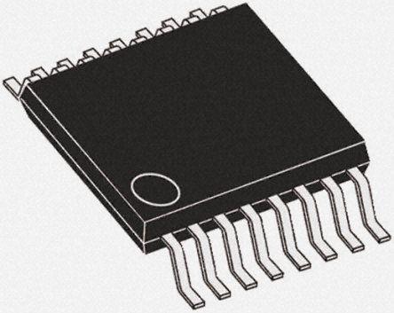 AD5933YRSZ, Impedance Converter 12 bit-Bit 1MHz, 16-Pin SSOP