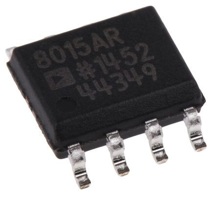 AD8015ARZ Analog Devices, Transimpedance Amplifier 5 V Differential 8-Pin SOIC