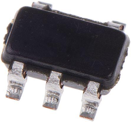 Microchip TCM828ECT713, Voltage Converter Voltage 25mA 12 kHz, -1.5 → 6 V 5-Pin, SOT-23