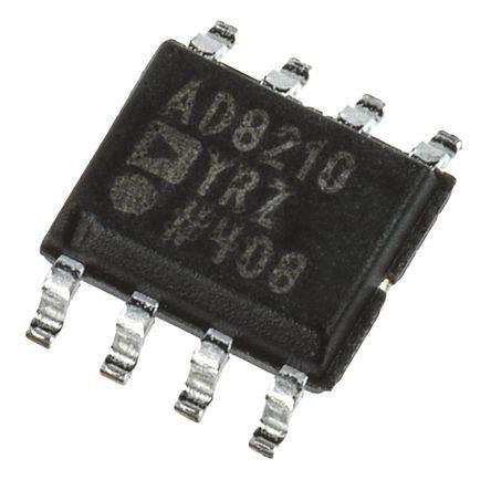 Analog Devices AD8210YRZ, Current Monitor Single Bidirectional 8-Pin SOIC