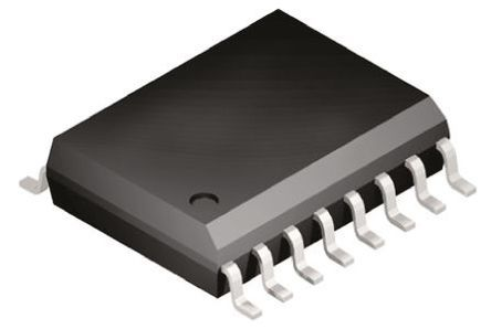 AD421BRZ, 16 bit Serial DAC, 125sps, 16-Pin SOIC W product photo