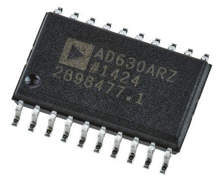 AD630ARZ, Modulator/Demodulator Balanced 20-Pin SOIC W