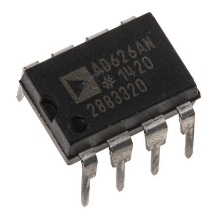 AD626ANZ , Differential Amplifier 8-Pin PDIP product photo