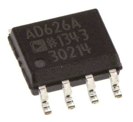 AD626ARZ , Differential Amplifier 8-Pin SOIC product photo