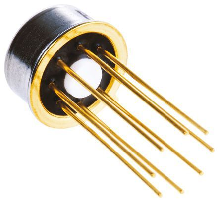 AD549JHZ ,, Op Amp, 1MHz, 8-Pin TO-99 product photo
