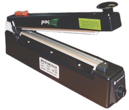 300mm Impulse Heat Sealer with cutter