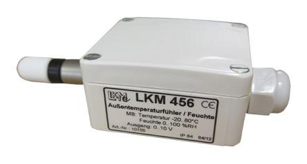 Room sensor for temperature & humidity