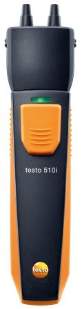 Testo Testo 510i Differential Manometer With 1 Pressure Port/s, Max Pressure Measurement 150hPa