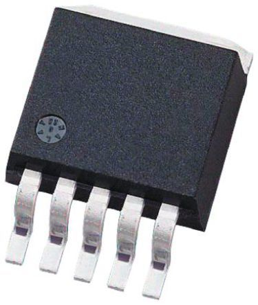 AUIPS7111S, Power Multiplexer 5-Pin, D2PAK product photo