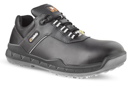 Grey Unisex Toe Cap Safety Trainers, UK