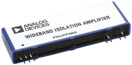 Analog Devices AD215BY, Isolation Amplifier, 12-Pin SIP