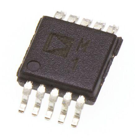 Analog Devices ADP1621ARMZ-R7, DC-DC Controller 1500 kHz, 2.9 → 5.5 V 10-Pin, MSOP