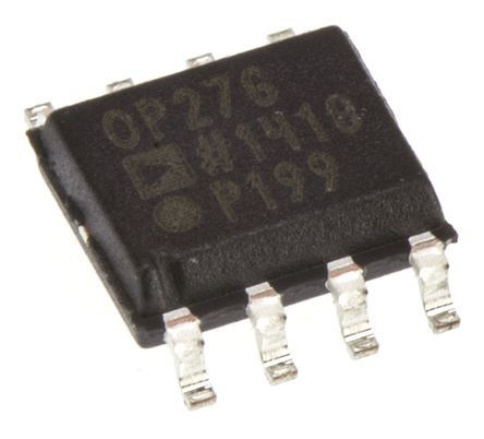 ADUM1250ARZ-RL7 Analog Devices, PCB SMT, 4-Channel Digital Isolator 1Mbit/s, 2.5 kVrms, 8-Pin SOIC