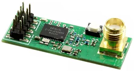 ON Semiconductor - F143-MINI-A-MOD-GEVBAX8052F143 RF MCU Module 868MHz
