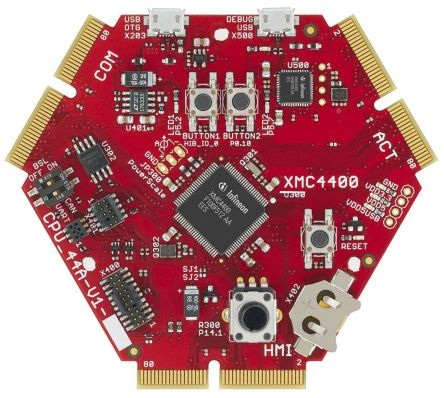 Infineon XMC CPU Development Board KIT_XMC44_EE1_001