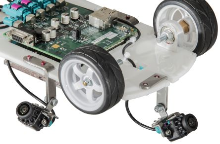 Renesas Electronics, ADAS R-Car Surround View Camera Development Kit - Y-R-CAR-ADAS-VIEW-NOW