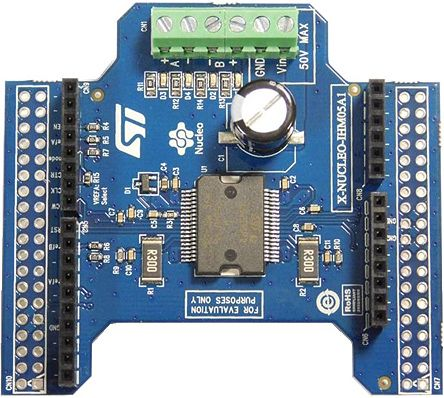 STMicroelectronics X-NUCLEO-IHM05A1 X-Nucleo-IHM Stepper Motor Driver for  STM32 Nucleo Boards