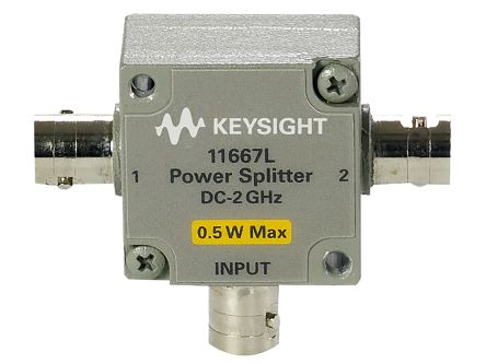 Keysight Technologies 11667L RF Power Splitter 2GHz