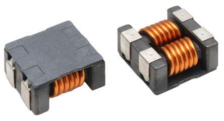 SMD Common Mode Choke, 600nH, R010, 5A
