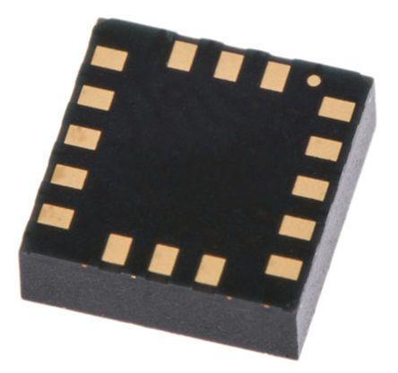 LIS3MDLTR STMicroelectronics, 3-Axis Magnetometer, SPI, 12-Pin VFLGA