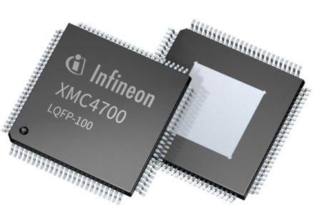 MCU,XMC4700-F100K2048 AA, LQFP100