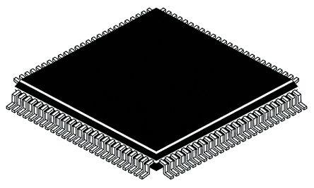 Infineon XMC4800F100K2048AAXQMA1, 32bit ARM Cortex M4 MCU, 144MHz, 2.048 MB Flash, 100-Pin LQFP