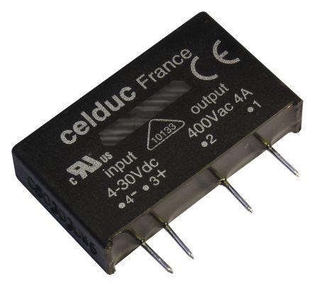SKL10560 Celduc 50 A Solid State Relay Zero Cross PCB Mount
