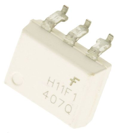 ON Semiconductor, 4N35SM DC Input Phototransistor Output Optocoupler, Surface Mount, 6-Pin DIP