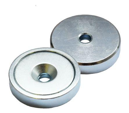 Neodymium Magnet 1.3kg, Width 10mm product photo