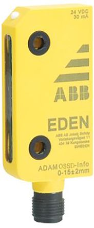 Eden OSSD Safety Non-Contact Switch, Coded Actuator, PBT, 24 V dc