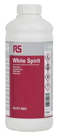 1 L Bottle White Spirit for Cleaning, Degreasing product photo