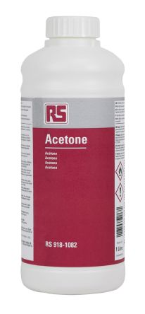 1 L Bottle Acetone for Electrical Equipment product photo