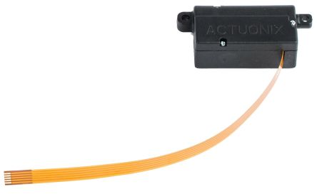 Actuonix PQ12 Micro Linear Actuator, 20% Duty Cycle, 12V dc, 28mm/s, 20mm