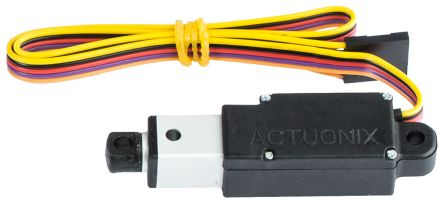 Actuonix L12 Micro Linear Actuator, 20% Duty Cycle, 12V dc, 13mm/s, 10mm