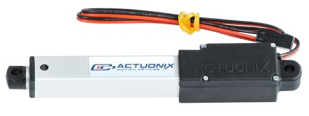 Actuonix L12 Micro Linear Actuator, 20% Duty Cycle, 12V dc, 6.5mm/s, 50mm
