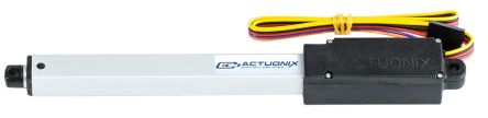 Actuonix L16 Micro Linear Actuator, 20% Duty Cycle, 12V dc, 32mm/s, 100mm