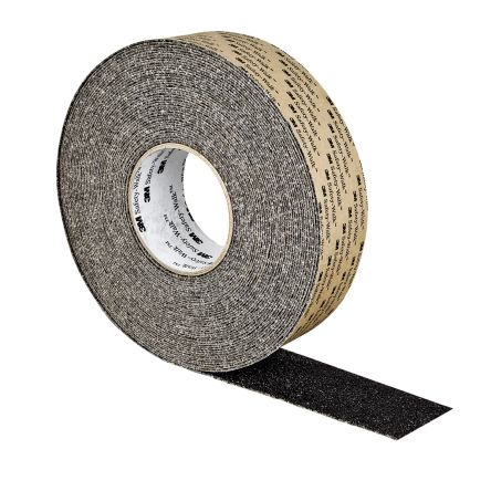 Black Anti-Slip Tape - 18.3m x 51mm product photo
