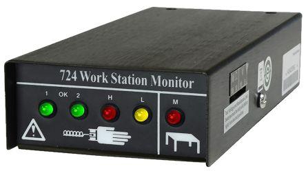 SCS 724MO Антистатическое устройство непрерывного контроля