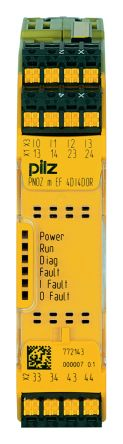 PNOZmulti 2 PNOZ m EF Input/Output Module, 4 Inputs, 4 Outputs, 24 V dc product photo