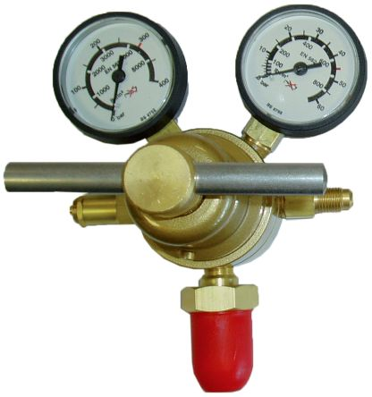 Gas Welding Regulator for use with Nitrogen