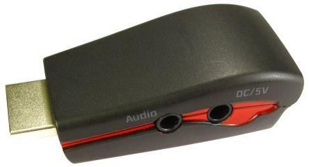 HDMI TO VGA & AUDIO CONVERTOR DONGLE