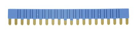 Jumper Bar, Max. Forward 250 V, Max. Input 36 A, 121.5mm Length, Plug-In Mounting Style product photo